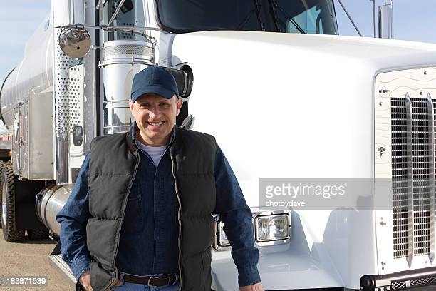 tanker driver - tanker stock photos and pictures