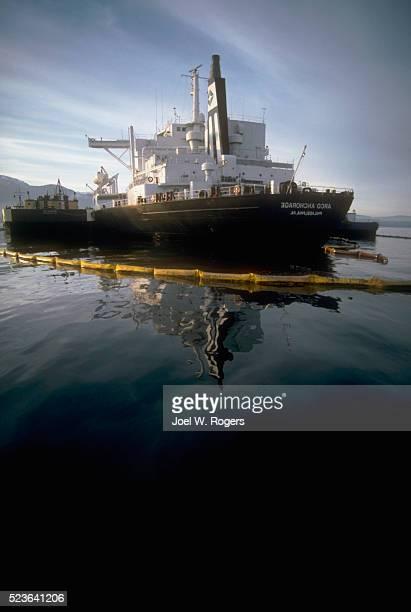 ARCO Tanker Spill Near Port Angeles