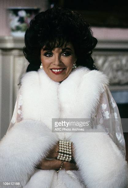 DYNASTY 'Tankers Cadavers To Chance' Airdate February 8 1989 JOAN