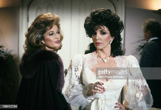 DYNASTY 'Tankers Cadavers To Chance' Airdate February 8 1989 STEPHANIE