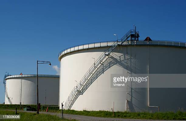 tanks - fuel storage tank stock photos and pictures