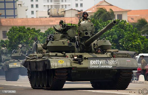 CONTENT] Tanks rolling down Galle Road in Colombo as part of the 2013 Victory Day parade This was an opportunity for the Sri Lankan government to...