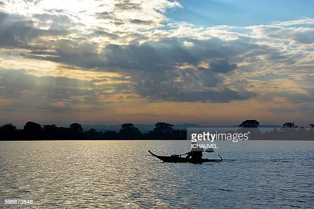 Tankwas on Tana lake Ethiopia