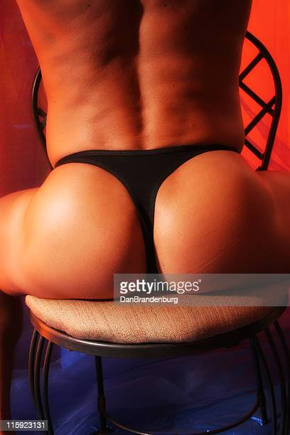 tanned bottom - male bum stock photos and pictures