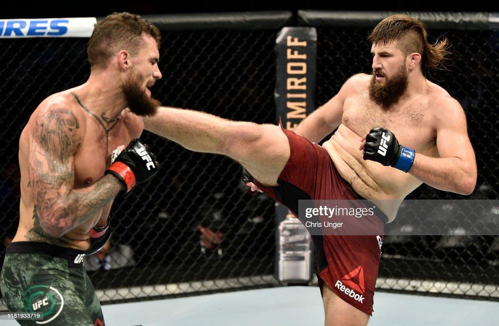 UFC Fight Night: Spitz v Boser : News Photo