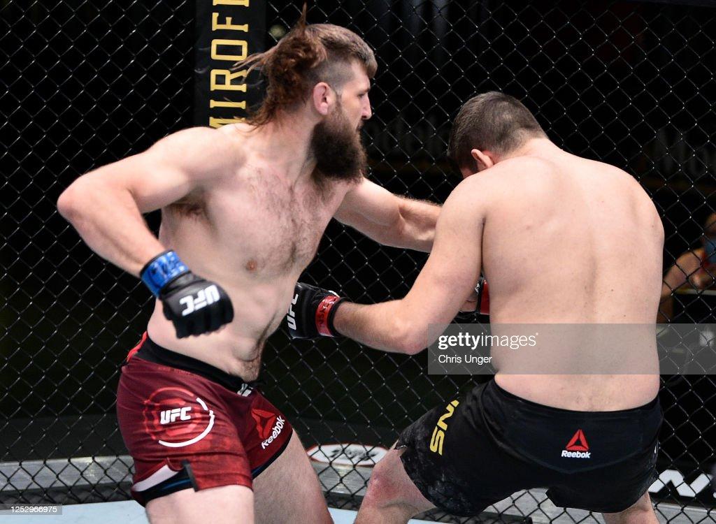 UFC Fight Night: Lins v Boser : News Photo