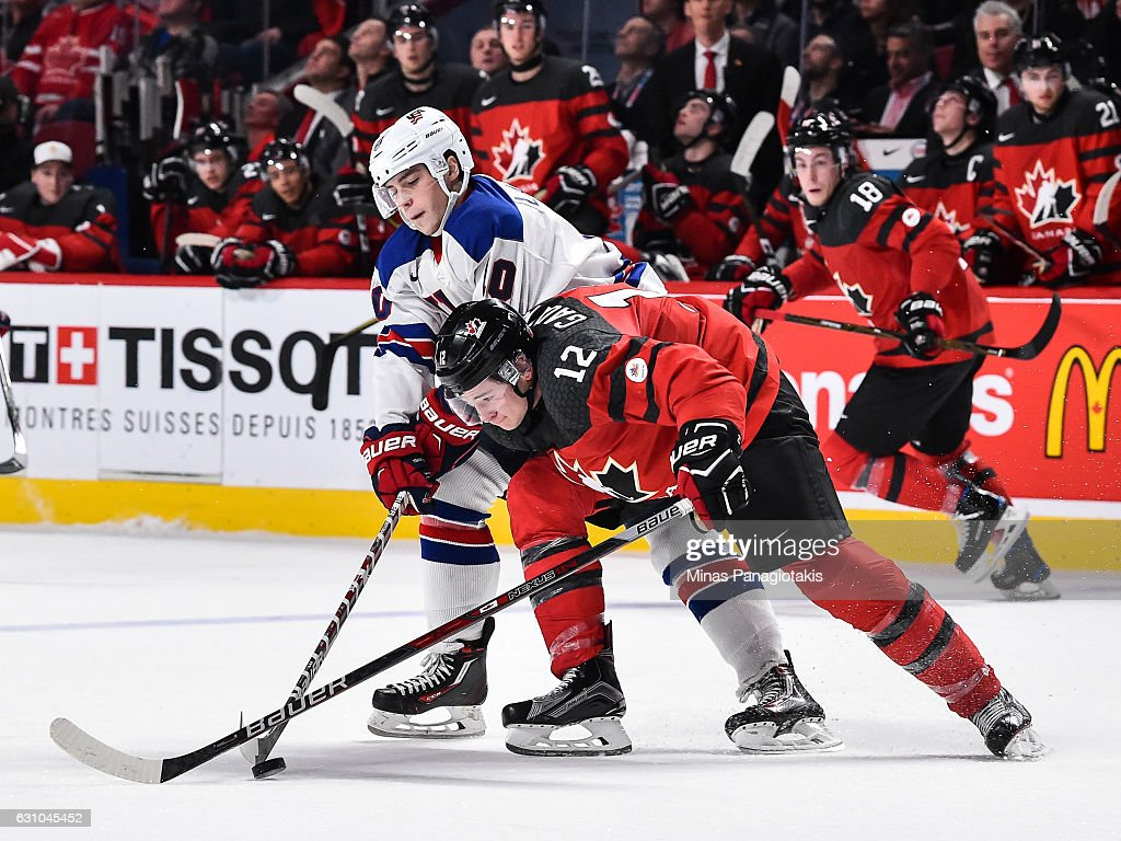 United States v Canada - Gold Medal Game - 2017 IIHF World Junior Championship : News Photo