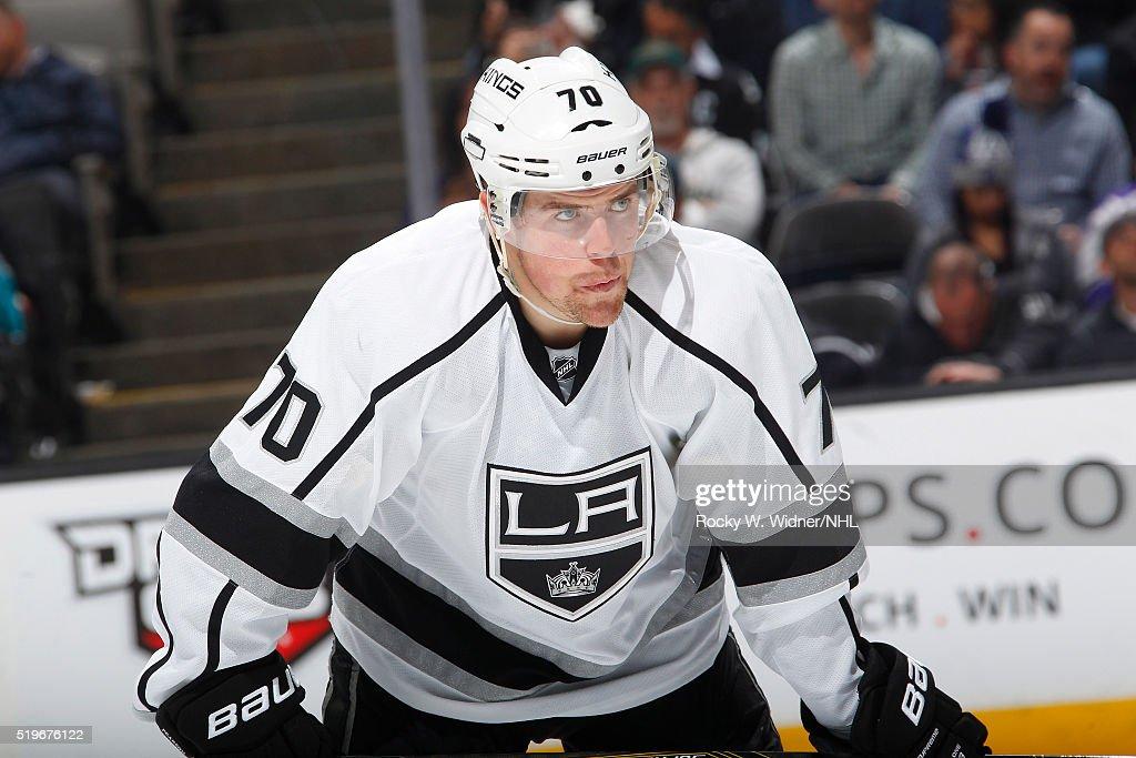 Los Angeles Kings v San Jose Sharks : News Photo