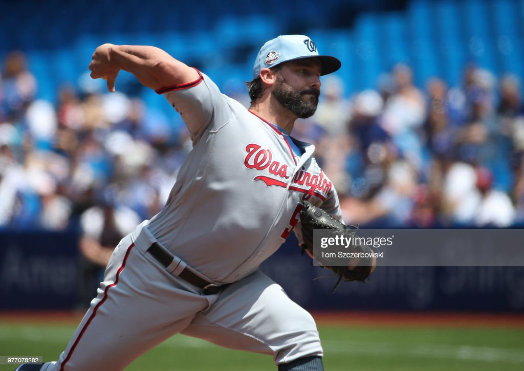 Washington Nationals  v Toronto Blue Jays