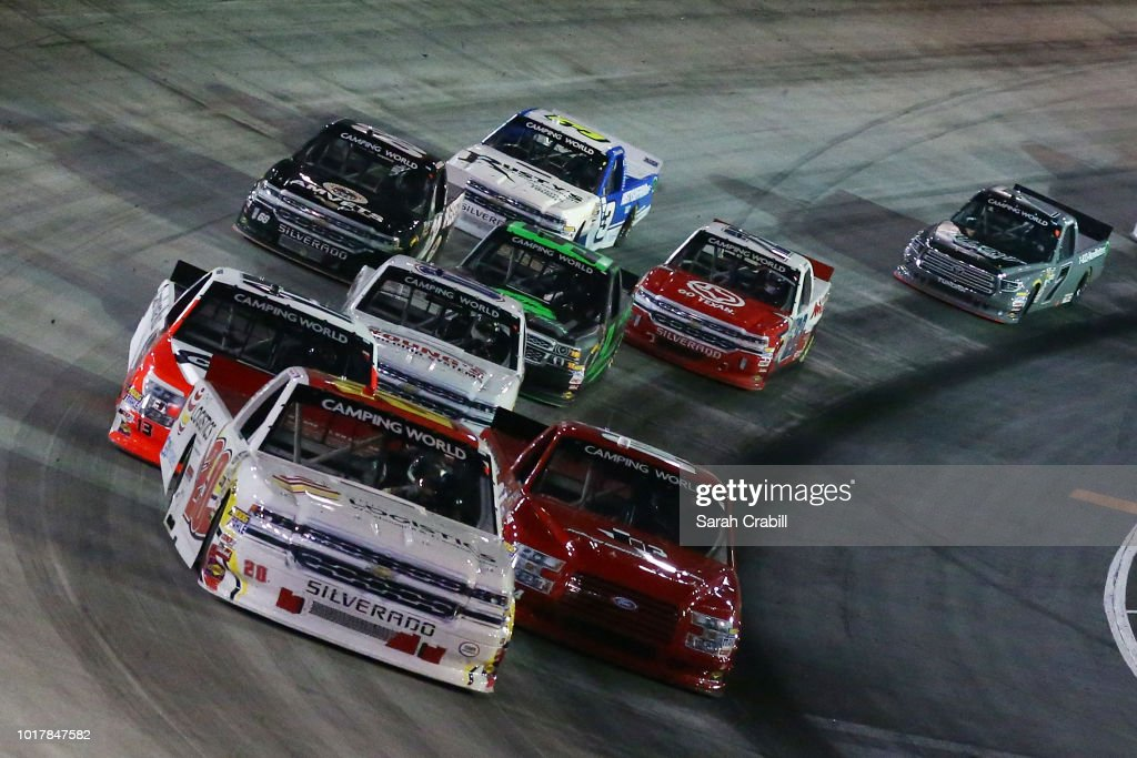 NASCAR Camping World Truck Series UHOH 200