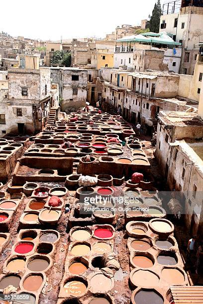 Tanneries of Fez