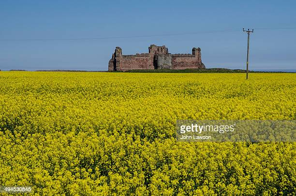 CONTENT] Tantallon Castle is a semiruined mid14thcentury fortress located 5 kilometres east of North Berwick in East Lothian Scotland