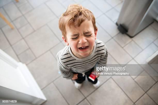 tantrum face - tantrum stock photos and pictures