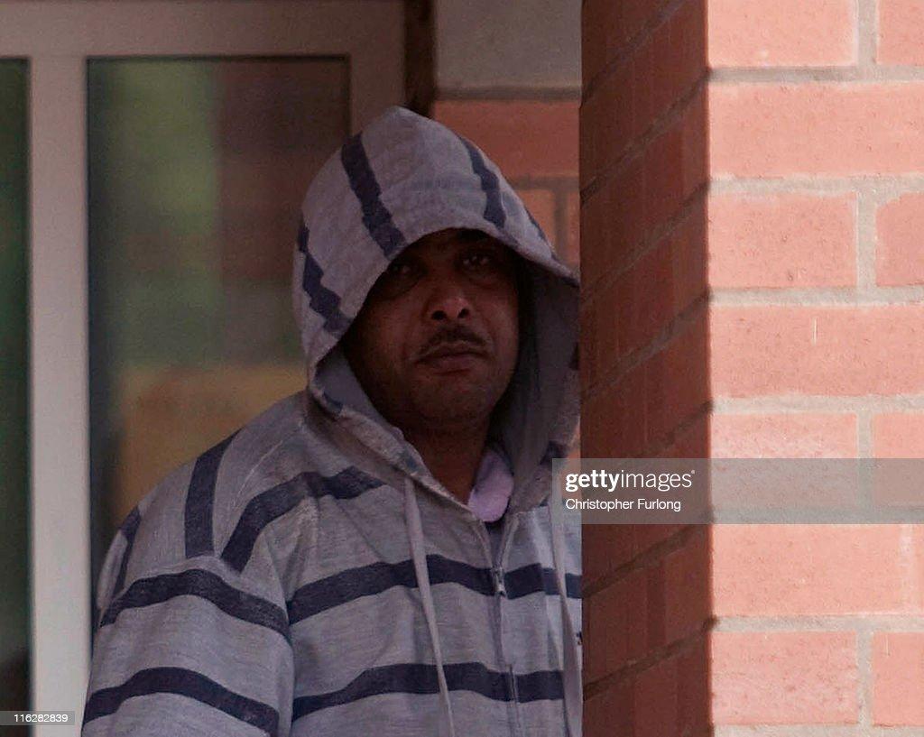 Tanveer Ahmed leaves Stafford Crown Court on June 15, 2011