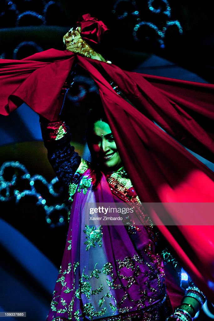 Tanvi Sancheti Grooms Sister In Law Dancing On Stage A Bollywood Song