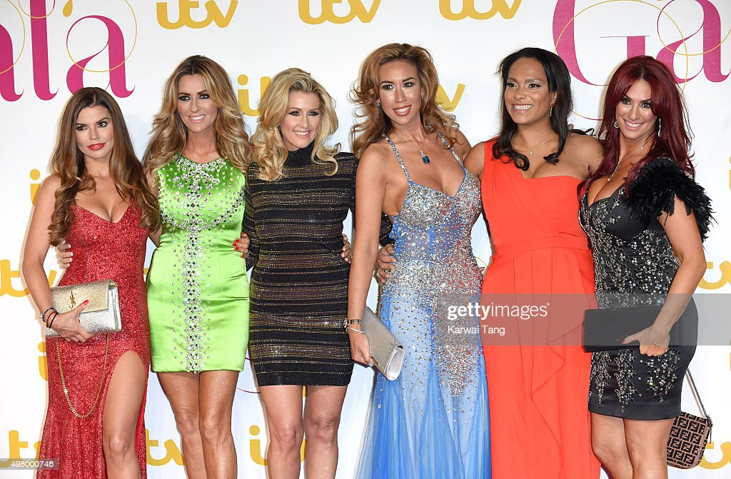 ITV Gala - Red Carpet Arrivals : ニュース写真