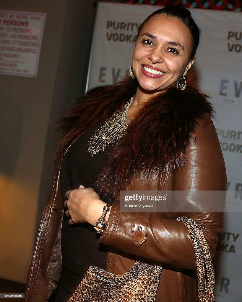 Tanya Bryson attends the opening of EVR 54 on January 15, 2013 in New York City.