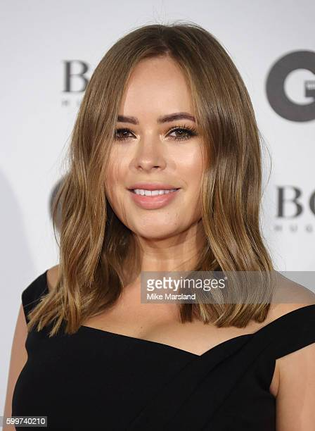 Tanya Burr arrives for GQ Men Of The Year Awards 2016 at Tate Modern on September 6 2016 in London England