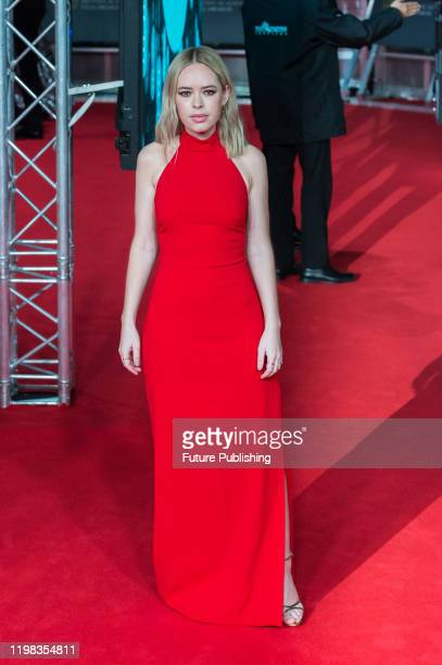 Tanya Burr attends the EE British Academy Film Awards ceremony at the Royal Albert Hall on 02 February 2020 in London England PHOTOGRAPH BY Wiktor...