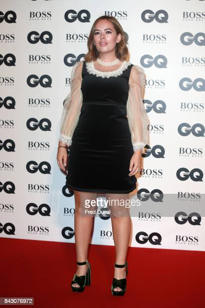 Tanya Burr attends the GQ Men Of The Year Awards at Tate Modern on September 5 2017 in London England