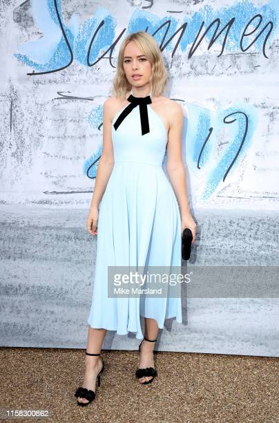 Tanya Burr attends The Summer Party 2019 Presented By Serpentine Galleries And Chanel at The Serpentine Gallery on June 25 2019 in London England