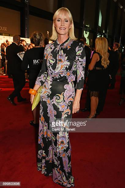 Tanya Hughes attends the GQ Men Of The Year Awards 2016 at the Tate Modern on September 6 2016 in London England