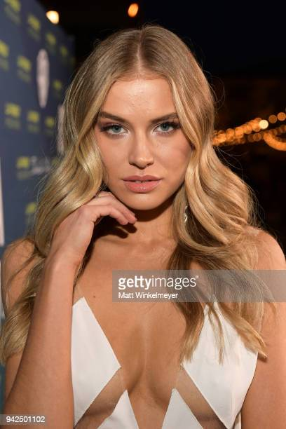 Tanya Mityushina attends the 2018 LA Family Housing Awards at The Lot in West Hollywood on April 5 2018 in West Hollywood California