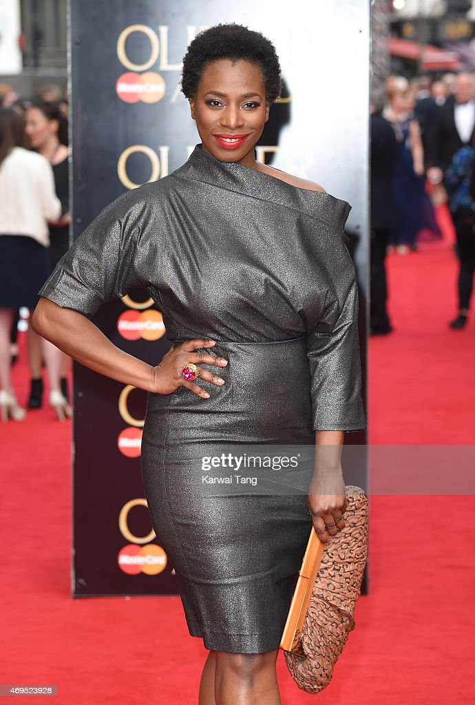 The Olivier Awards - Red Carpet Arrivals : News Photo
