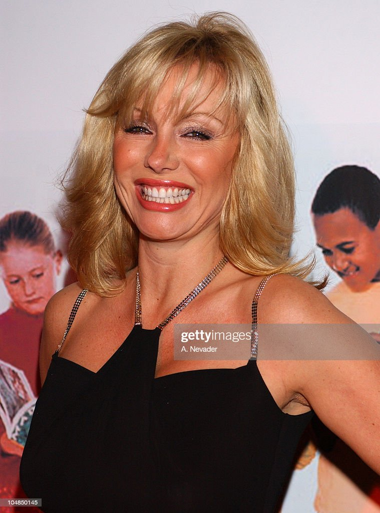 Tanya Newbould during 1st Annual Golden Youth Awards Gala at The Friars Club in Beverly Hills, California, United States.