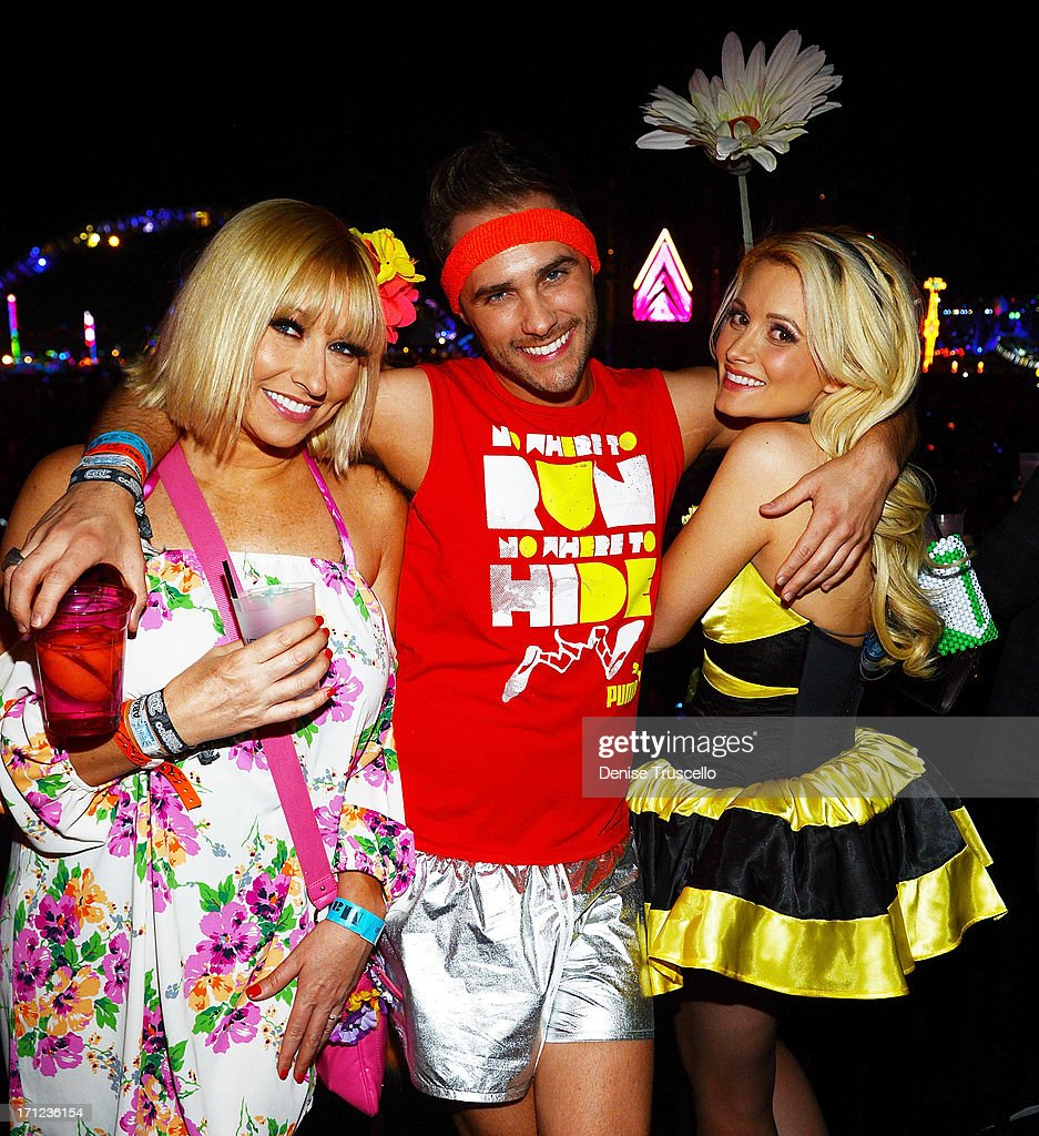 17th Annual Electric Daisy Carnival - Day 2