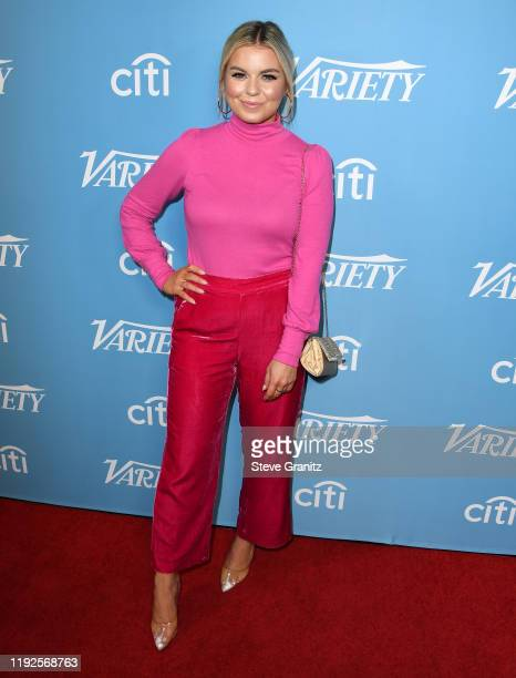 Tanya Rad arrives at the 2019 Variety's Hitmakers Brunch at Soho House on December 07 2019 in West Hollywood California