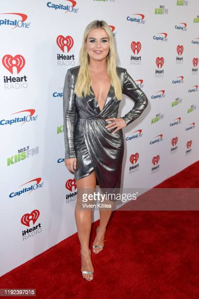 Tanya Rad attends 1027 KIIS FM's Jingle Ball 2019 Presented by Capital One at the Forum on December 6 2019 in Los Angeles California