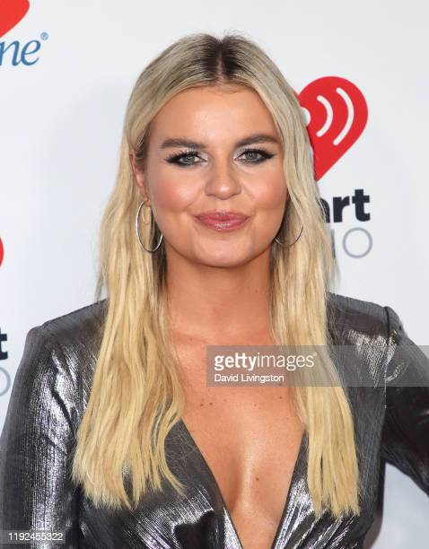 Tanya Rad attends KIIS FM's Jingle Ball 2019 presented by Capital One at The Forum on December 06 2019 in Inglewood California