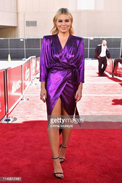 Tanya Rad attends the 2019 Billboard Music Awards at MGM Grand Garden Arena on May 1 2019 in Las Vegas Nevada
