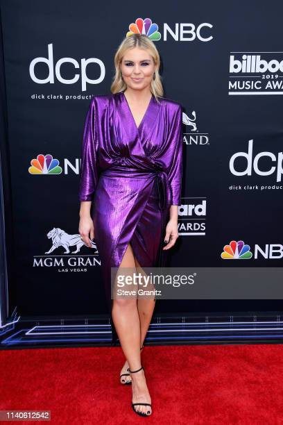 Tanya Rad attends the 2019 Billboard Music Awards at MGM Grand Garden Arena on May 1, 2019 in Las Vegas, Nevada.