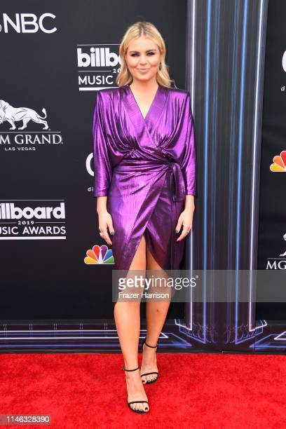 Tanya Rad attends the 2019 Billboard Music Awards at MGM Grand Garden Arena on May 01 2019 in Las Vegas Nevada
