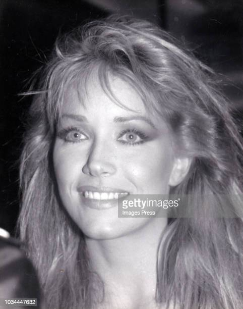 Tanya Roberts circa 1984 in New York City