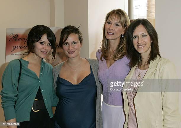 Tanya Saban Heidi Stlls Cheryl Saban and Tifanie Cheney