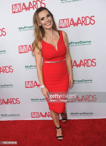 Tanya Tate arrives for the 2019 AVN Awards Nominations Party held at Avalon on November 15 2018 in Hollywood California