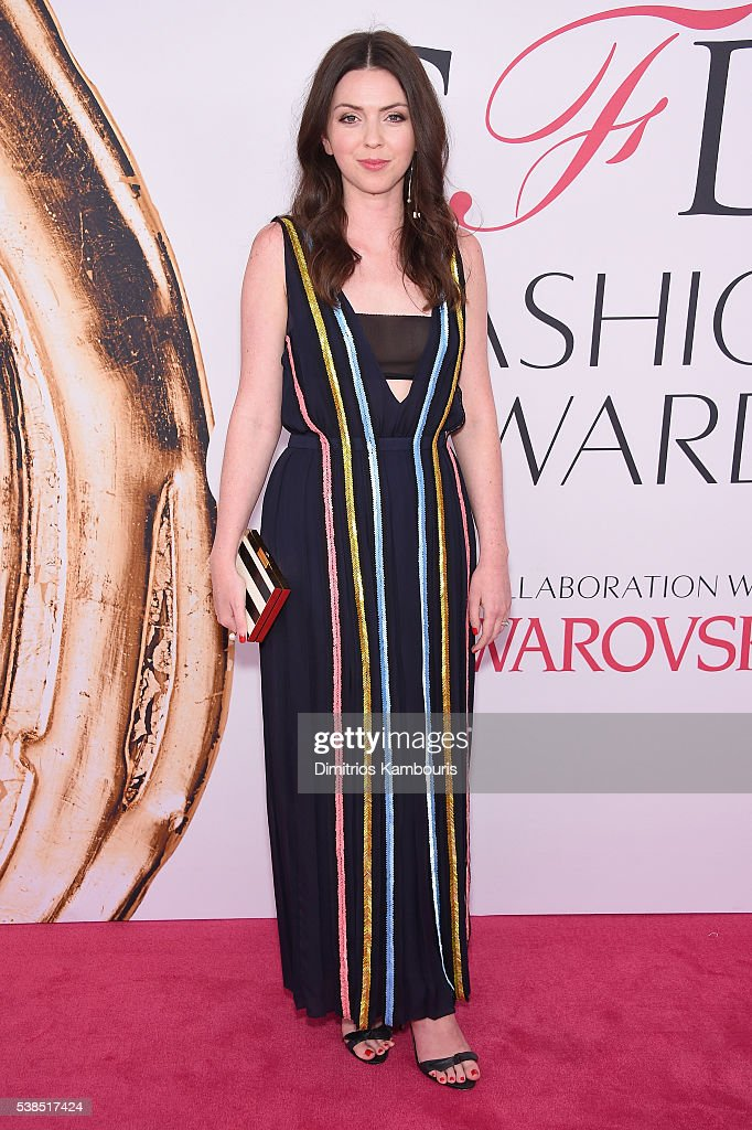 Tanya Taylor attends the 2016 CFDA Fashion Awards at the Hammerstein Ballroom on June 6, 2016 in New York City.