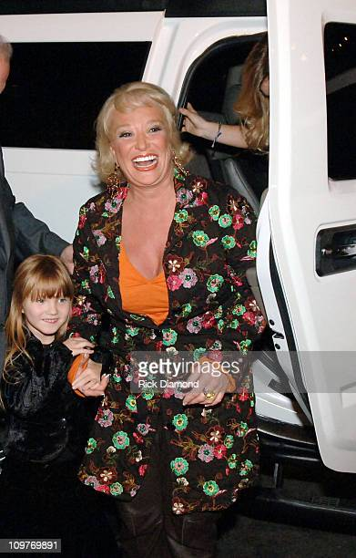 Tanya Tucker and daughter Layla Tucker during Country Music Legend Tanya Tucker Celebrates the Launch of Her New TLC Series Tuckerville at Wildhorse...