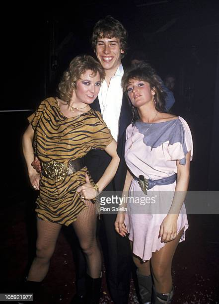 Tanya Tucker and Philip McKeon and guest during The Limelight 5th Anniversary Party at Limelight Disco Club in New York City New York United States