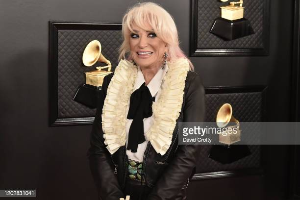 Tanya Tucker attends the 62nd Annual Grammy Awards at Staples Center on January 26 2020 in Los Angeles CA
