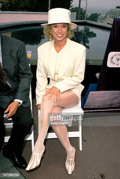 Tanya Tucker during Academy of Country Music Nominations Announcement Press Conference February 27 1995 at Universal Studios in Los Angeles...