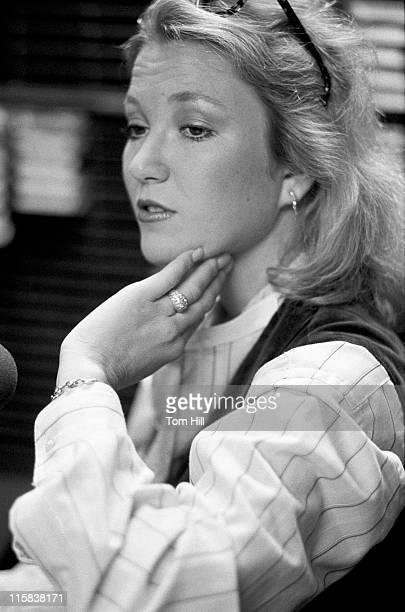 Tanya Tucker during Tanya Tucker Appears OnAir at WSBFM May 17 1978 at WSBFM in Atlanta Georgia United States