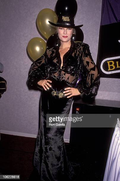 Tanya Tucker during Tanya Tucker's Press Conference for Upcoming Tour Black Velvet Lady at Greek Theater in Los Angeles California United States