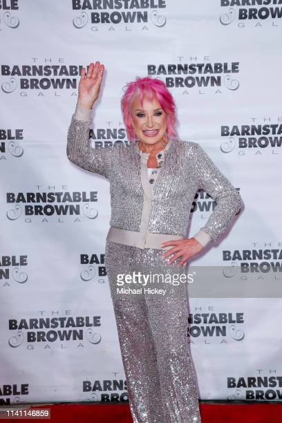 Tanya Tucker is seen at the Barnstable Brown Gala on May 3 2019 in Louisville Kentucky