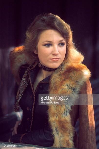 Tanya Tucker portrait London October 1975