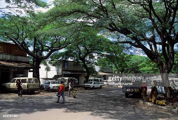 Tanzania Arusha Street Scene