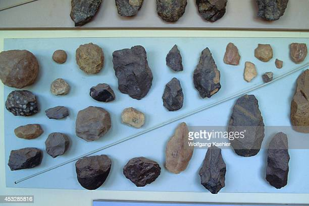 Tanzania Olduvai Gorge Museum Artifacts